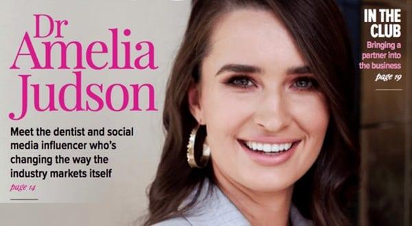 Meet Dr Amelia Judson: Dentist & Influencer