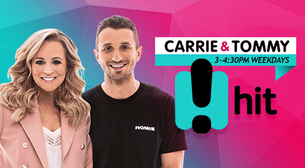 Carrie & Tommie Show: Mel's 30k Smile Makeover