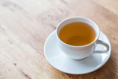 are there antibacterial properties in tea