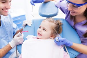 combating dental anxiety children