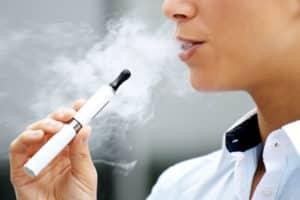 e-cigarettes bad teeth