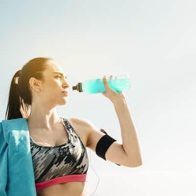 sports drinks linked poor dental health athletes