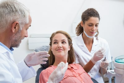 can ease anxiety visiting the dentist