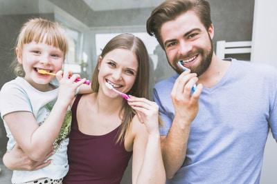 caring teeth 8 steps dental health