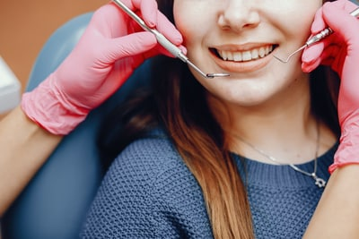 start new year dentist check