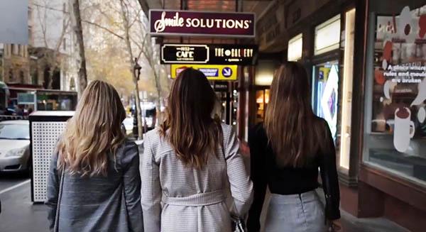 Miss Universe Australia finalists visit Smile Solutions