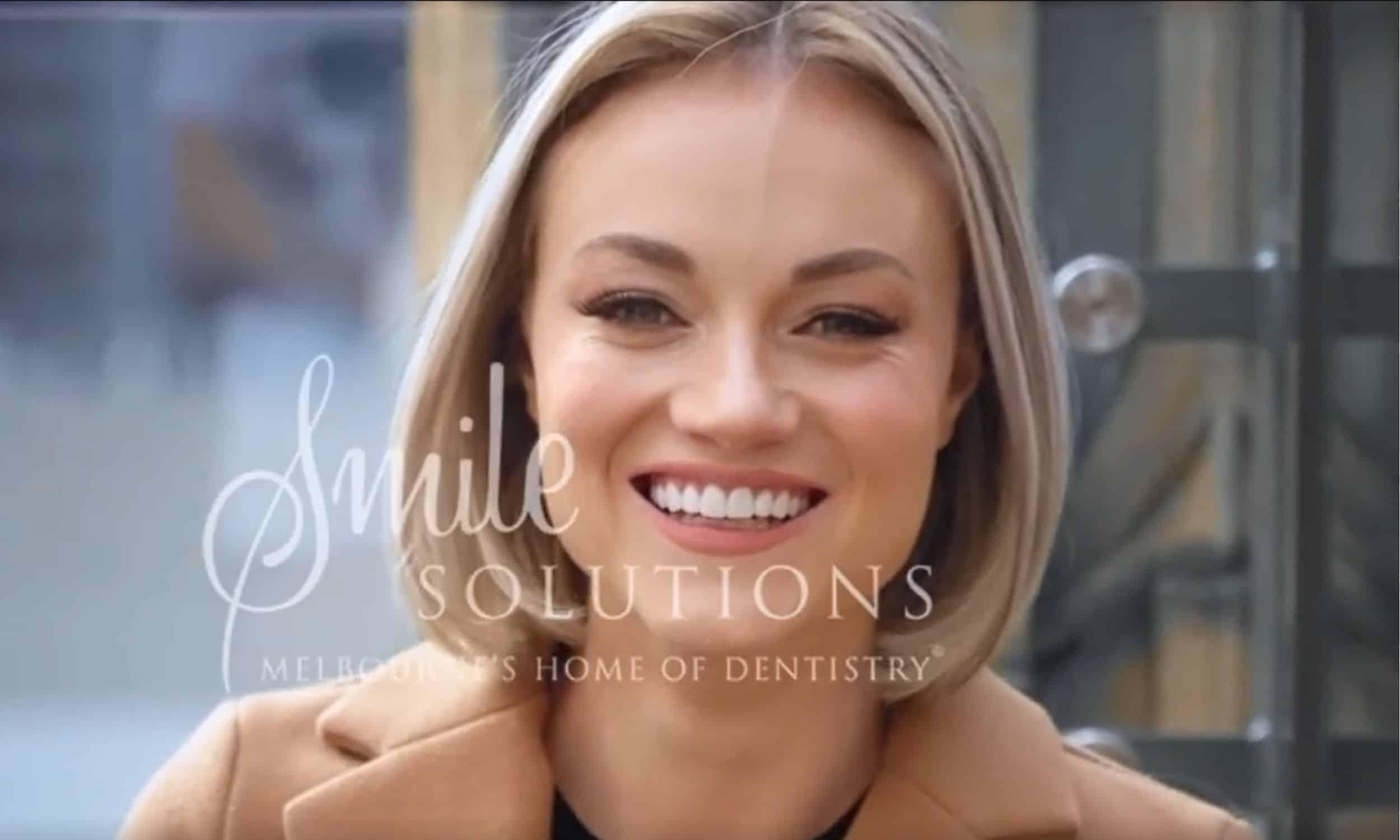 Smile Solutions $20,000 Smile Makeover Winner Ellie